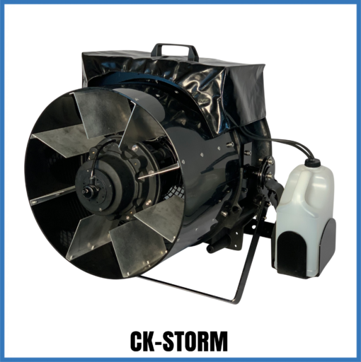 VSE CK- Storm High Volume Electrostatic Machine
