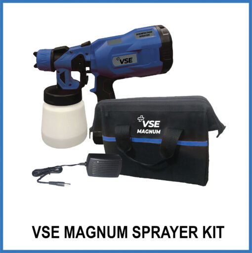 VSE Magnum Sprayer Kit