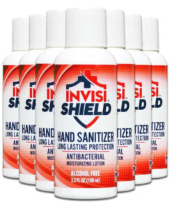 Invisi-Shield Antibacterial Hand Lotion Case