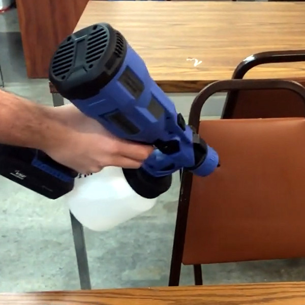 Cleaning & Disinfecting Environmental Surfaces